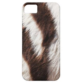 Capa Para iPhone 5 Caso do iPhone 5 do impressão da zebra mal lá