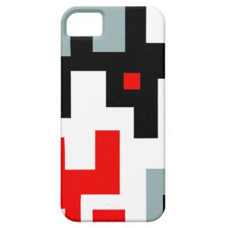 Capa Para iPhone 5 Caso geométrico do iPhone 5 da modificação do