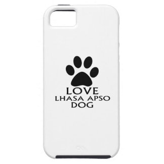 CAPA PARA iPhone 5 DESIGN DO CÃO DE LHASA APSO DO AMOR