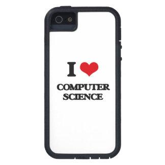 Capa Para iPhone 5 Eu amo a informática