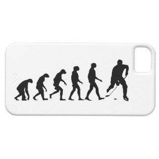 Capa Para iPhone 5 Evolução do caso do iPhone 5 do hóquei