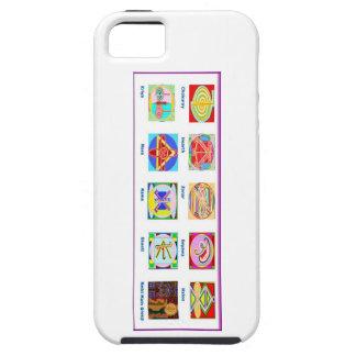 Capa Para iPhone 5 Ferramentas mestras de Reiki - ofertas dos