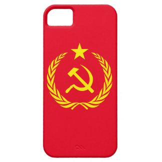 Capa Para iPhone 5 iPhone comunista 5/5S da bandeira da guerra fria -