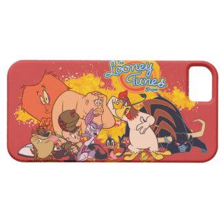 Capa Para iPhone 5 Molde Looney & logotipo da mostra dos acordos