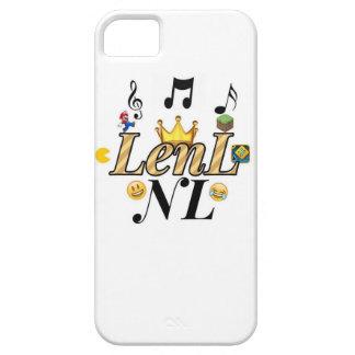 Capa Para iPhone 5 SE de IPhone do logotipo de LenL NL, IPhone 6,