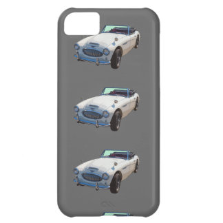 Capa Para iPhone 5C Austin Healey 300 Sportscar