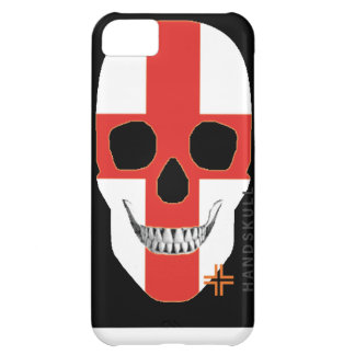 Capa Para iPhone 5C Case mate do iPhone 5C de HANDSKULL Inglaterra mal