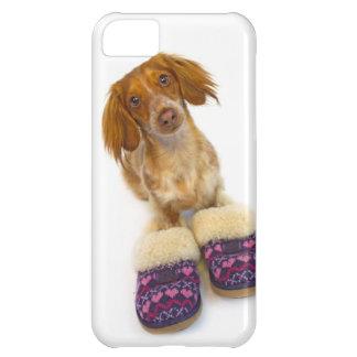 Capa Para iPhone 5C dachshund