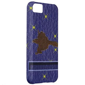 Capa Para iPhone 5C Falcão do zodíaco do nativo americano do