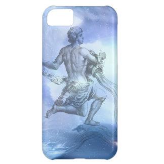 Capa Para iPhone 5C Idade do zodíaco do Aquário