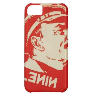 Capa Para iPhone 5C Líder comunista Lenin do russo