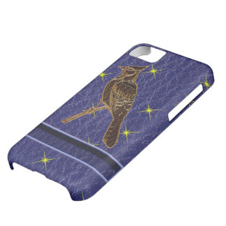 Capa Para iPhone 5C Pica-pau do zodíaco do nativo americano do