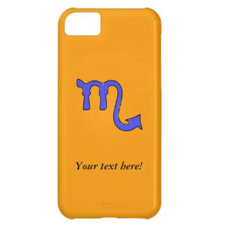 Capa Para iPhone 5C Símbolo da Escorpião