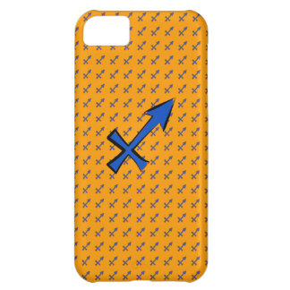 Capa Para iPhone 5C Símbolo do Sagitário