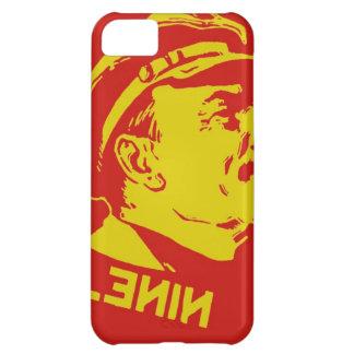 Capa Para iPhone 5C Trabalhos de arte amarelos & vermelhos do
