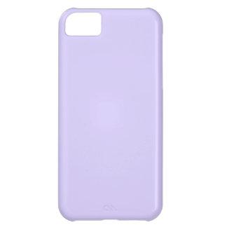 Capa Para iPhone 5C Violeta pálida da lavanda