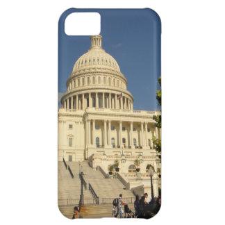 Capa Para iPhone 5C Washington C.C. Capitólio Construção