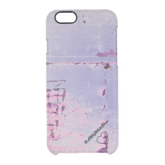 Capa Para iPhone 6/6S Transparente Caixa do defletor de HAMbWG 6/6s Clearly™ - rosa