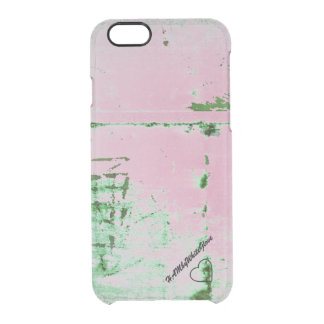 Capa Para iPhone 6/6S Transparente Caixa do defletor de HAMbWG 6/6s Clearly™ - verde