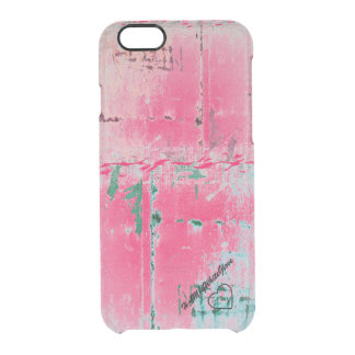 Capa Para iPhone 6/6S Transparente Caixa do defletor de HAMbWG 6/6s Clearly™ - X