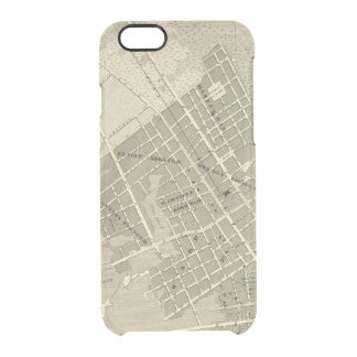 Capa Para iPhone 6/6S Transparente Charleston, South Carolina