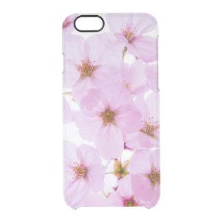 Capa Para iPhone 6/6S Transparente Flores da flor de cerejeira em Tokyo Japão