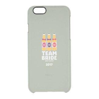 Capa Para iPhone 6/6S Transparente Noiva Grâ Bretanha da equipe 2017 Zqqh7