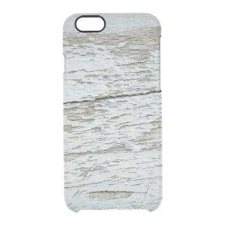 Capa Para iPhone 6/6S Transparente Schabby e caso retro do iPhone 6/6s Clearly™