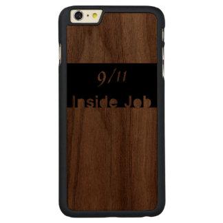 CAPA PARA iPhone 6 PLUS DE NOGUEIRA, CARVED®