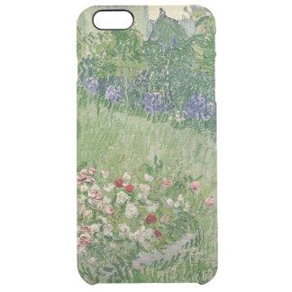 Capa Para iPhone 6 Plus Transparente Vincent van Gogh jardim de | Daubigny, 1890