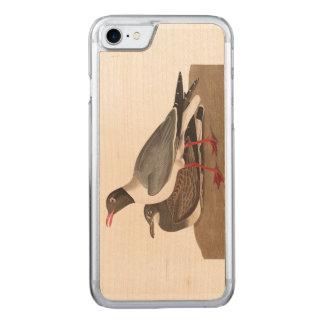 Capa Para iPhone 8/ 7 Carved Gaivota de cabeça negra da placa 314 de Audubon