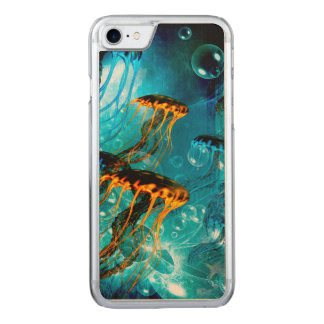 Capa Para iPhone 8/ 7 Carved Medusa impressionantes