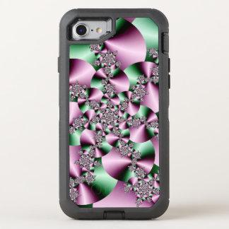 Capa Para iPhone 8/7 OtterBox Defender Fractals nos Fractals