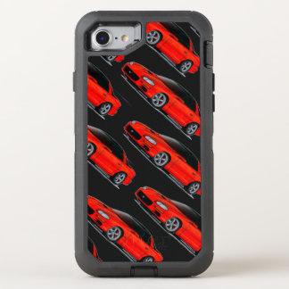 Capa Para iPhone 8/7 OtterBox Defender Telefone de Camaro ss do F-Corpo