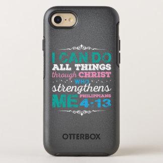 Capa Para iPhone 8/7 OtterBox Symmetry 4:13 dos Philippians de Otterbox para Iphone 6/6s