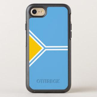 Capa Para iPhone 8/7 OtterBox Symmetry Bandeira das capas de iphone de Otterbox da