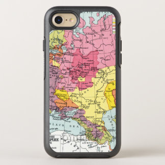 CAPA PARA iPhone 8/7 OtterBox SYMMETRY MAPA: EXPANSÃO DE RÚSSIA