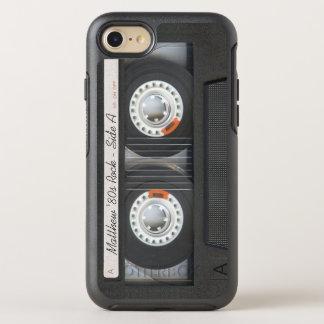 Capa Para iPhone 8/7 OtterBox Symmetry Olhar engraçado da fita retro da mistura da gaveta