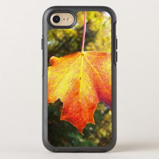 Capa Para iPhone 8/7 OtterBox Symmetry otterbox dourado das capas de iphone da folha da