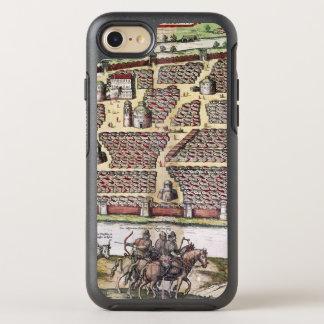 CAPA PARA iPhone 8/7 OtterBox SYMMETRY RÚSSIA: MOSCOVO, 1591