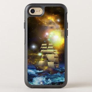Capa Para iPhone 8/7 OtterBox Symmetry Universo do navio da vela