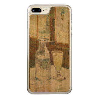 Capa Para iPhone 8 Plus/ 7 Plus Carved De Vincent van Gogh vida ainda com belas artes do