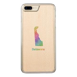 Capa Para iPhone 8 Plus/ 7 Plus Carved Delaware