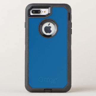 Capa Para iPhone 8 Plus/7 Plus OtterBox Defender Caritativa cor B17 azul influente