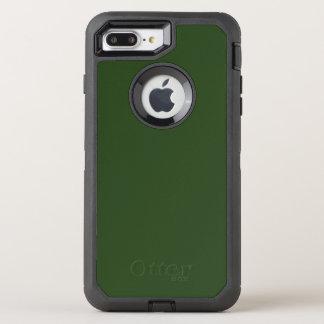 Capa Para iPhone 8 Plus/7 Plus OtterBox Defender Forest Green escuro