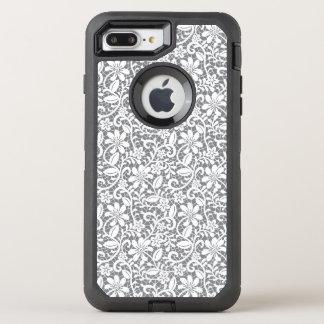 Capa Para iPhone 8 Plus/7 Plus OtterBox Defender Laço branco 1