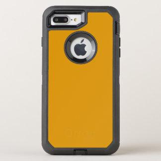 Capa Para iPhone 8 Plus/7 Plus OtterBox Defender Ouro da colheita