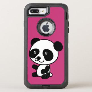 Capa Para iPhone 8 Plus/7 Plus OtterBox Defender Panda, caso de Otterbox