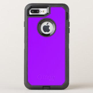 Capa Para iPhone 8 Plus/7 Plus OtterBox Defender Roxo dramàtica expressivo