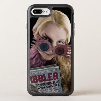 Capa Para iPhone 8 Plus/7 Plus OtterBox Symmetry Auges de Luna Lovegood sobre vidros